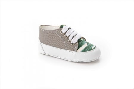 White of Berlin 8100Α Schuh shoe taufe christening Παπούτσι βάφτιση
