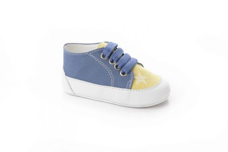 White of Berlin 8106A Schuh shoe taufe christening Παπούτσι βάφτιση