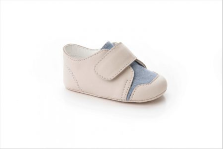 White of Berlin 8106E Schuh shoe taufe christening Παπούτσι βάφτιση