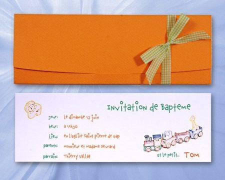 White of Berlin IB097 invitation Einladung christening Taufe πρόσκληση βάφτιση