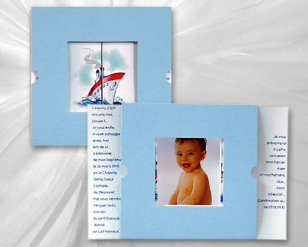 White of Berlin IB120 invitation Einladung christening Taufe πρόσκληση βάφτιση