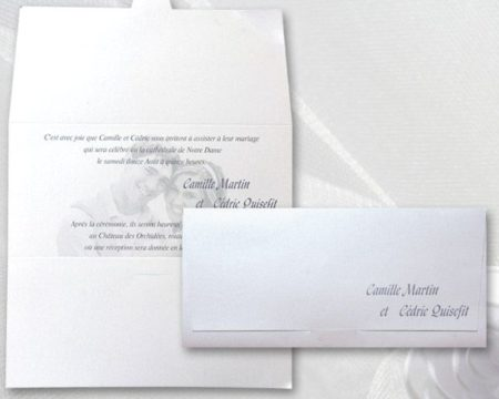 White of Berlin IW069 invitation Einladung wedding Hochzeit πρόσκληση γάμο
