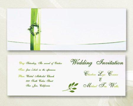 White of Berlin IW129 invitation Einladung wedding Hochzeit πρόσκληση γάμο