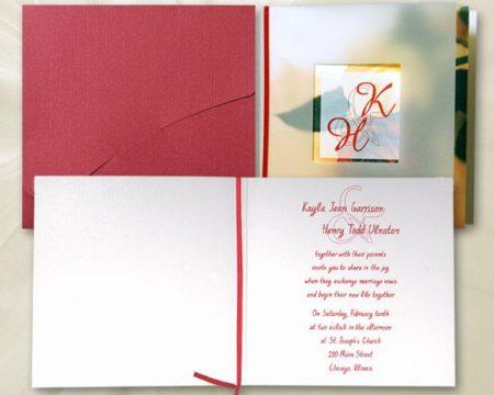 White of Berlin IW162 invitation Einladung wedding Hochzeit πρόσκληση γάμο