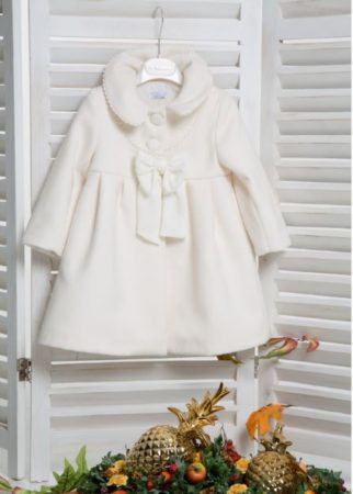 White of Berlin K3939 taufe christening kleid dress βάφτιση ρούχα