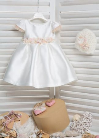 White of Berlin K4162E taufe christening kleid dress βάφτιση ρούχα