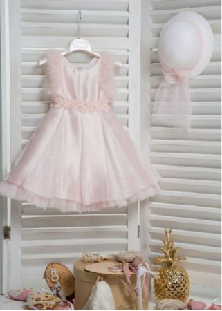 White of Berlin K4164P taufe christening kleid dress βάφτιση ρούχα