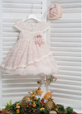 White of Berlin K4165M taufe christening kleid dress βάφτιση ρούχα