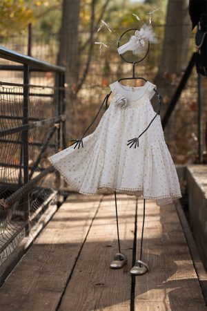 White of Berlin AW004a clothes kleidung taufe christening βάφτιση φόρεμα ρούχα