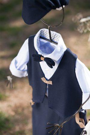 White of Berlin AW012a taufe christening clothes boy Jünge βάφτιση ρούχα