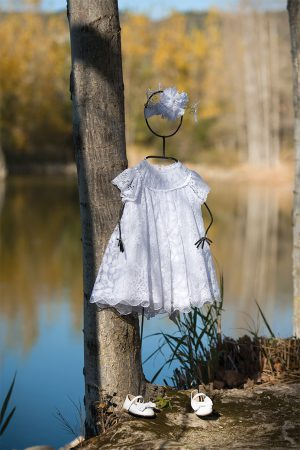 White of Berlin AW0071 clothes kleidung taufe christening βάφτιση φόρεμα ρούχα
