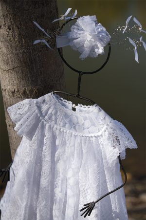 White of Berlin AW0071a clothes kleidung taufe christening βάφτιση φόρεμα ρούχα