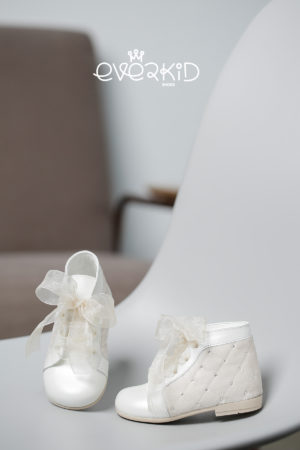 White of Berlin W104 taufe christening shoe schuh
