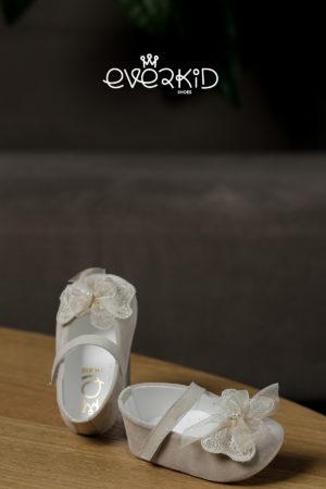 White of Berlin W112 taufe christening shoe schuh