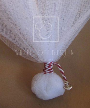 White of Berlin BC018 Bomboniere Gastgeschenk Μπομπονιέρα